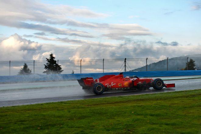2020年F1第14戦トルコGP セバスチャン・ベッテル(フェラーリ)