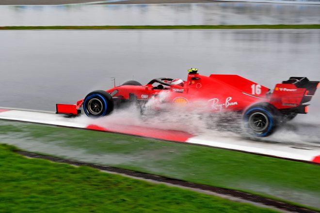 2020年F1第14戦トルコGP シャルル・ルクレール(フェラーリ)