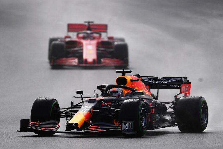 F1   ウエットレースでハミルトンが大逆転優勝。7度目のチャンピオンを決める【順位結果】2020年F1第14戦トルコGP決勝