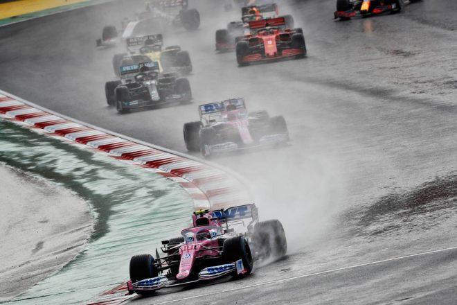 2020年F1第14戦トルコGP レーススタート
