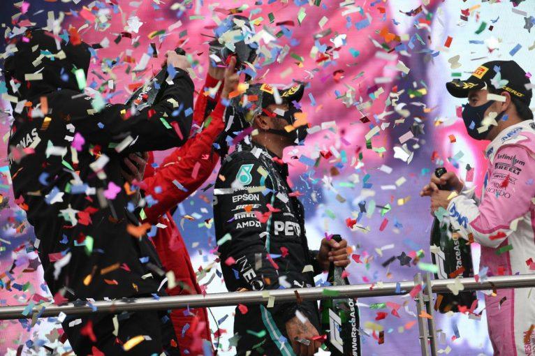 F1 | 【ギャラリー】F1第14戦トルコGP決勝
