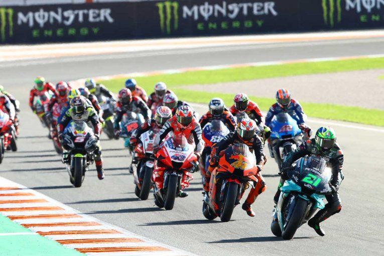 MotoGP | 【ポイントランキング】2020MotoGP第14戦バレンシアGP終了時点