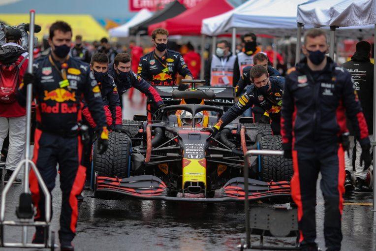 F1 | ホンダ勢は6位が最高位「予選までは好感触だったが残念な結末に。残り3戦でいい結果を目指す」と田辺TD【F1第14戦】