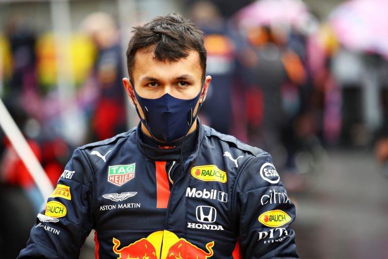 F1 | アルボン「困惑している。優勝を目指していたのになぜ7位どまりなのか」レッドブル・ホンダ【F1第14戦決勝】