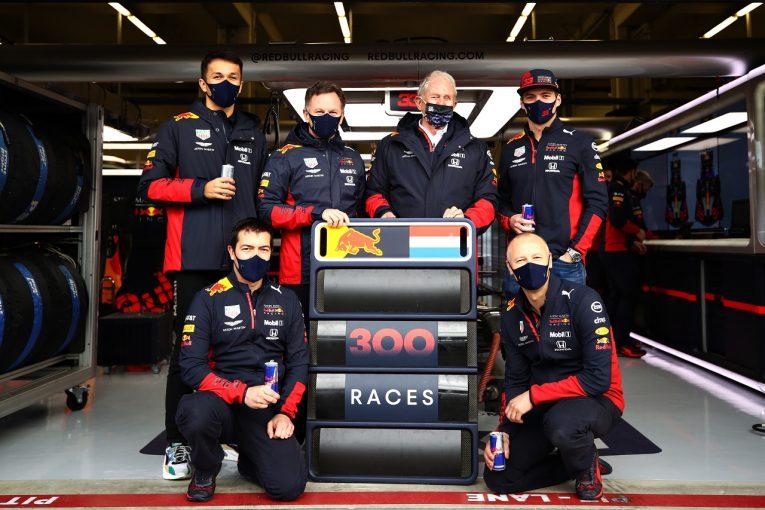 F1 | レッドブル代表「予想外の苦戦でグランプリ300戦目が残念な結果に」【F1第14戦決勝】