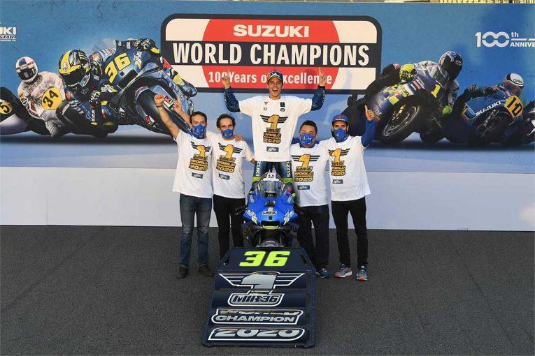 MotoGP | 歴代7番目の最年少王者記録を打ち立てたジョアン・ミル/MotoGP第14戦バレンシアGPレビュー