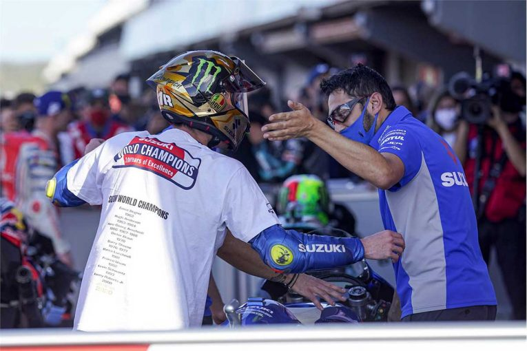 MotoGP   【ギャラリー】MotoGP第14戦バレンシアGP