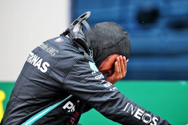 2020年F1第14戦トルコGP ルイス・ハミルトン(メルセデス)が優勝、7度目のタイトルを獲得