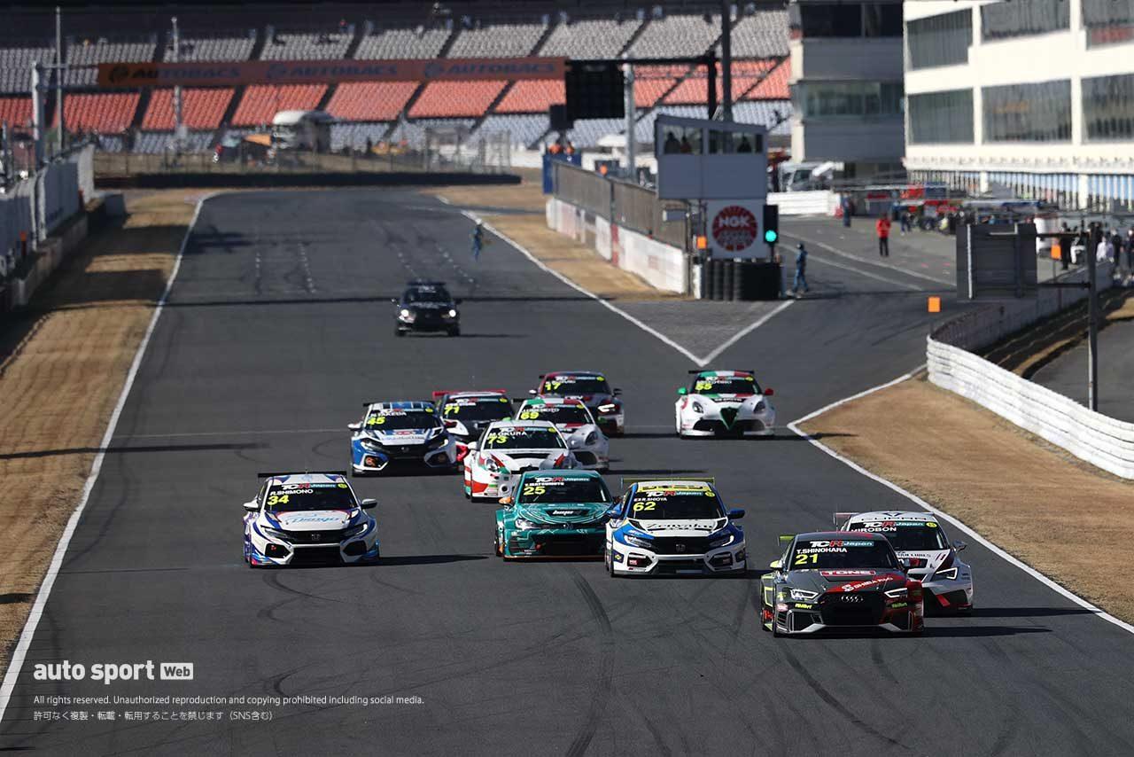 2020年TCRジャパン サンデーシリーズ 第4戦 オートポリス スタート