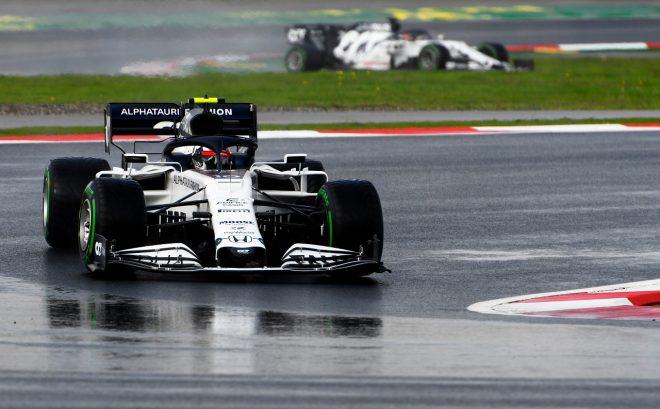 2020年F1第14戦トルコGP ピエール・ガスリー(アルファタウリ・ホンダ)
