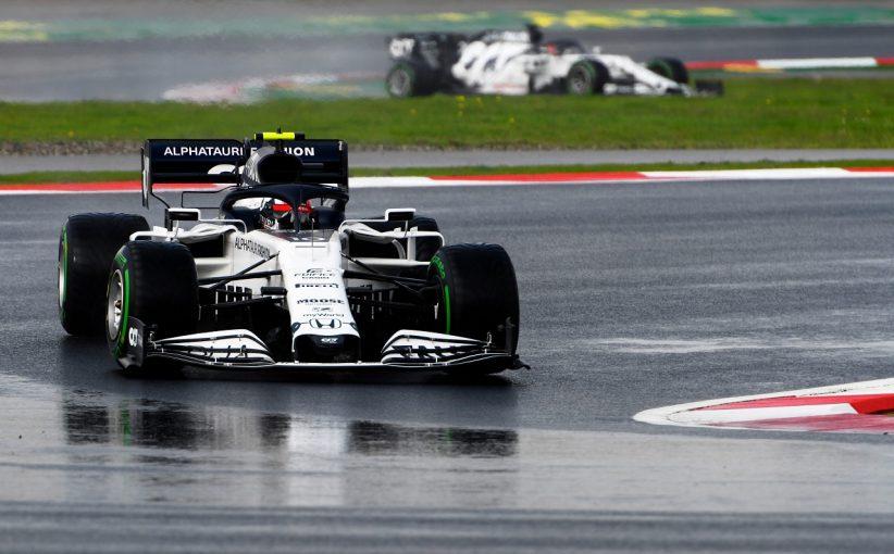 F1 | ガスリー降格について代表が説明「PU交換を中止したがペナルティは取り消されず」アルファタウリ・ホンダ【F1第14戦】
