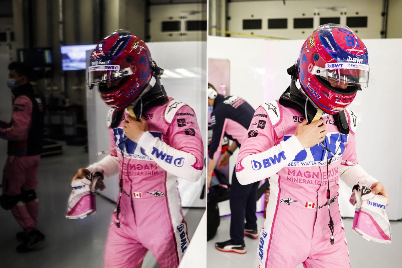 2020年F1第14戦トルコGP ランス・ストロール(レーシングポイント)
