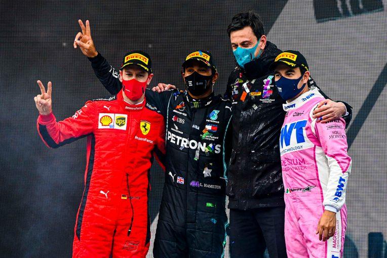F1   F1第14戦トルコGP決勝トップ10ドライバーコメント(2)