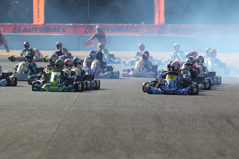 国内レース他   2020 オートバックス全日本カート選手権 OKシリーズ 第7戦/第8戦レポート