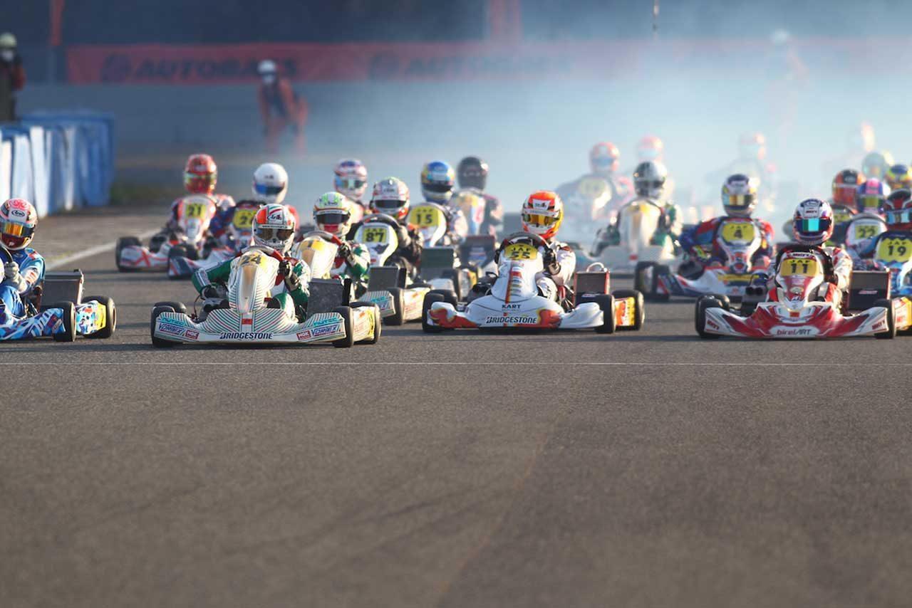 2020 オートバックス全日本カート選手権 OKシリーズ 第7戦/第8戦レポート