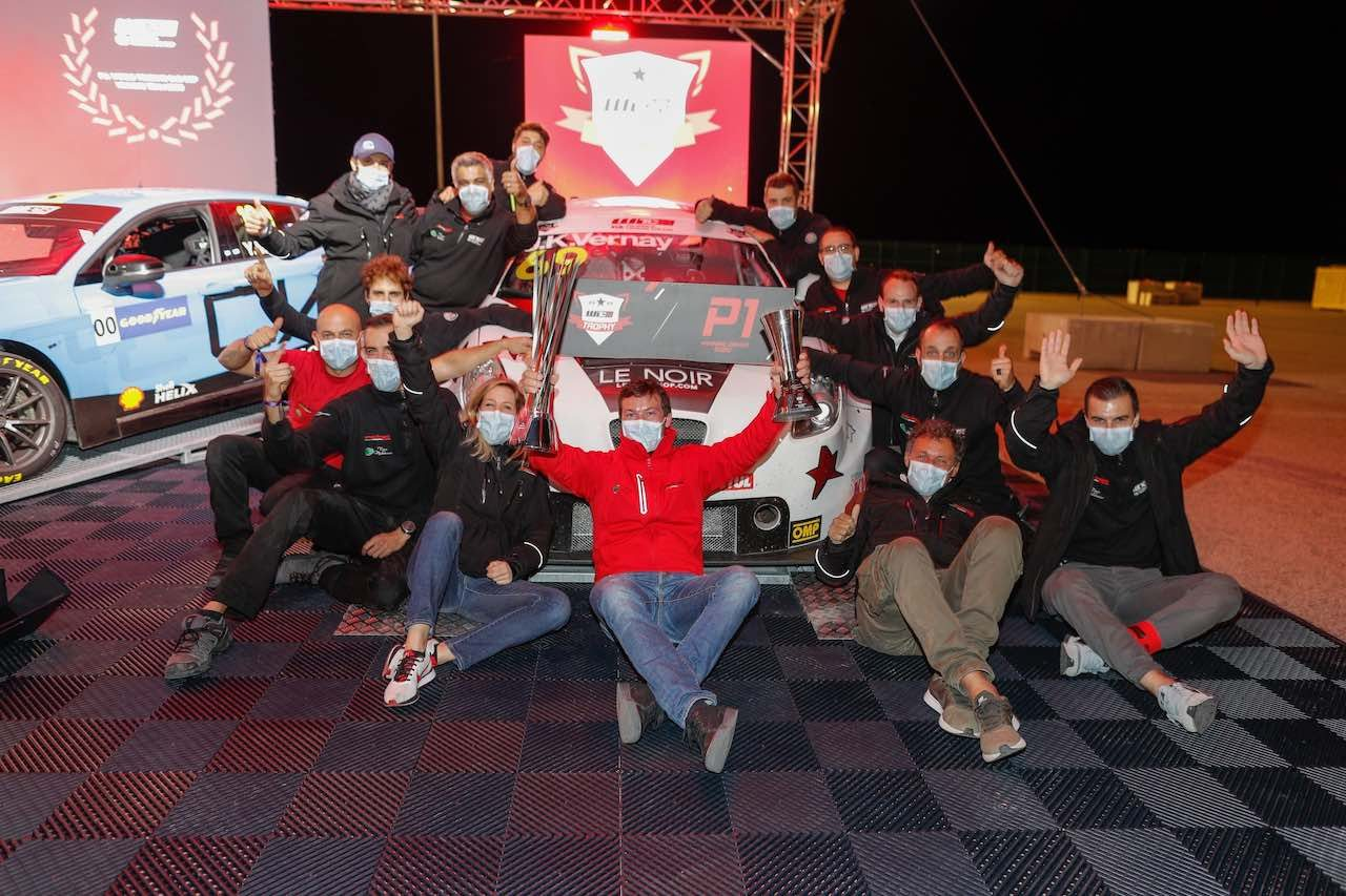 WTCR最終戦:ホンダ、奇跡の勝利も届かず。Lynk&Coのエルラシェールが最年少タイトル獲得