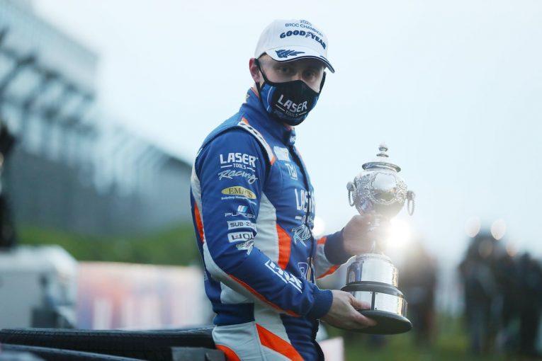 海外レース他 | BTCC最終戦:インフィニティQ50のアシュリー・サットンが、自身2度目のタイトル獲得