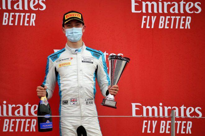 2020年FIA-F2第5戦イギリス ジャック・エイトケン(カンポス・レーシング)