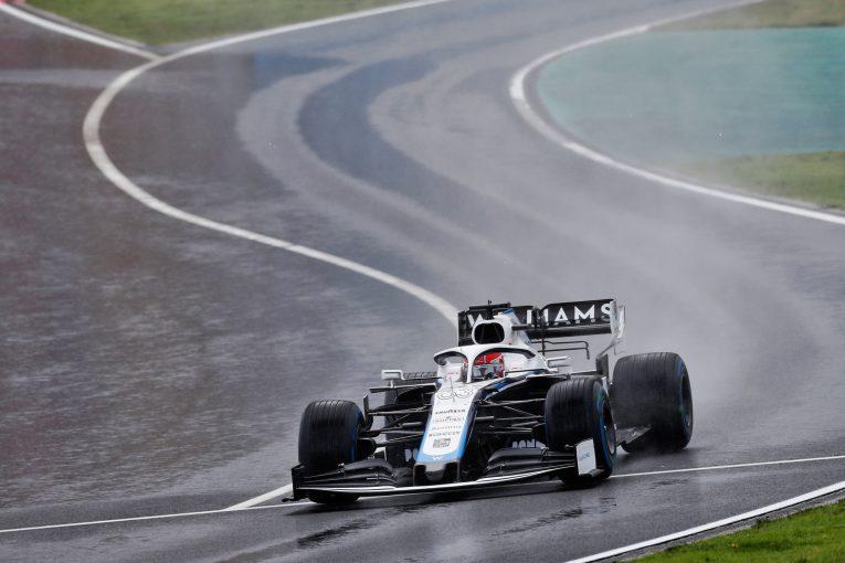 F1   「トルコGPはF1としてふさわしいものではなかった」とラッセル。ベストパフォーマンス発揮が不可能だった週末に苛立ち