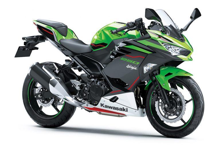 MotoGP | カワサキ、ニンジャ250のカラーとグラフィックを変更。12月1日から2021年モデルを発売
