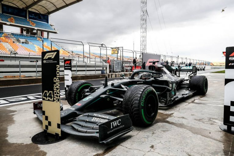 F1 | 【F1データ主義】なぜハミルトンは中古のインターミディエイトで50周を走り切れたのか?/F1トルコGP