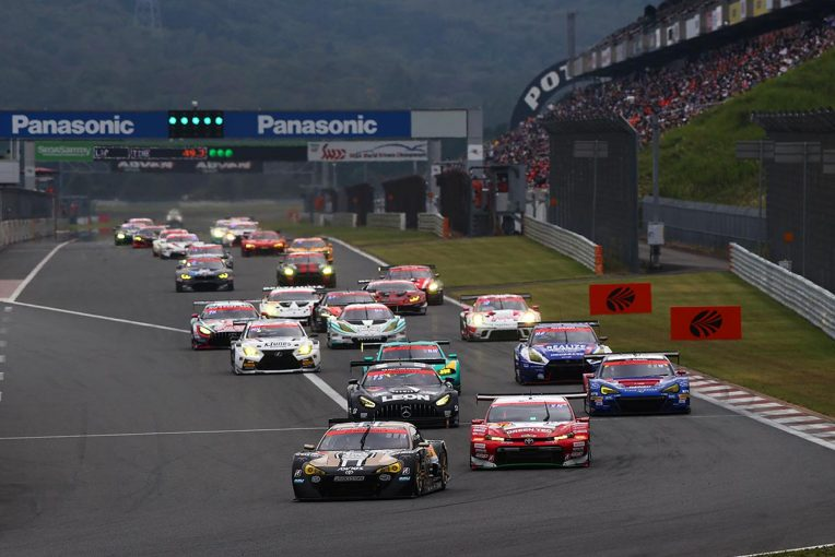 スーパーGT | スーパーGT:GTA、第8戦富士に向けた各車の参加条件を発表。GT3が第5戦と異なる数値