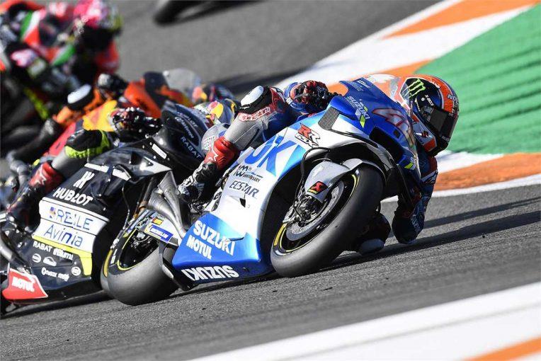 MotoGP | スズキのエースとしてマシン開発を担ってきたアレックス・リンスの貢献/MotoGP第14戦レビュー(2)