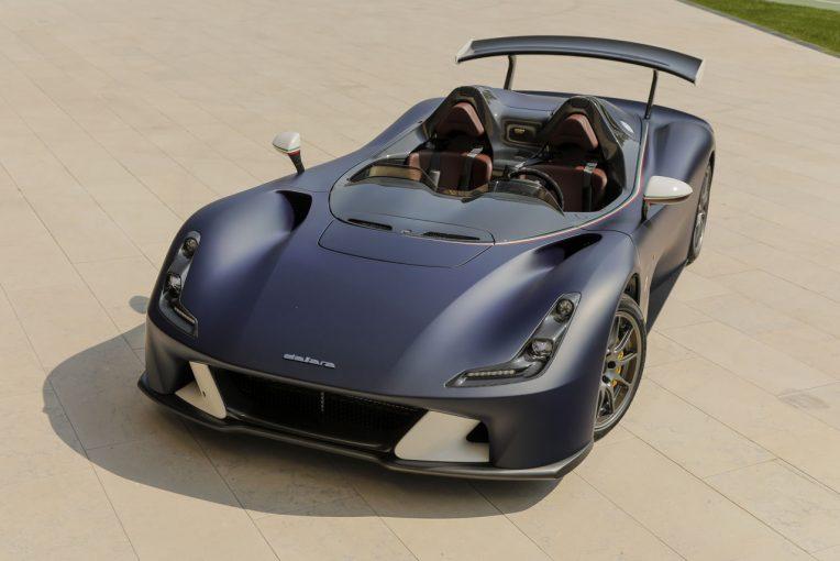 クルマ | ダラーラ・ストラダーレに10台限定特別モデル登場。クラブイタリアシリーズの最新作
