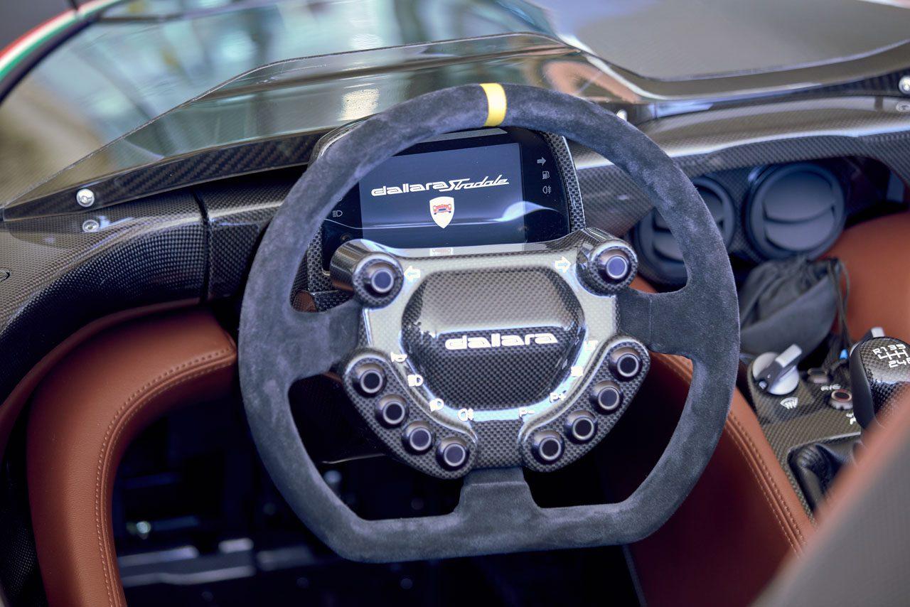 ダラーラ・ストラダーレに10台限定特別モデル登場。クラブイタリアシリーズの最新作