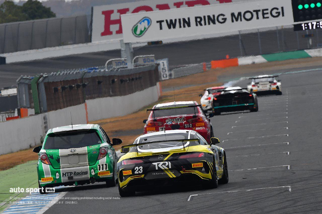 2021年からハンコックがスーパー耐久のタイヤサプライヤーに決定。暫定カレンダーも発表