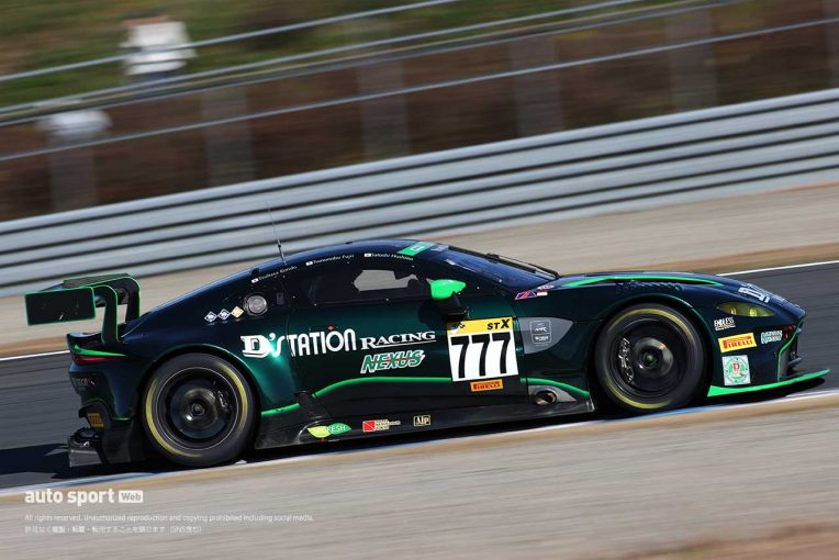国内レース他 | D'station Vantage GT3が今季3度目のポールポジションを獲得【スーパー耐久第4戦もてぎ/公式予選結果】