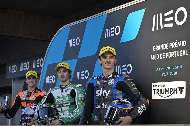 MotoGP | 【順位結果】2020MotoGP第15戦ポルトガルGP Moto2予選総合