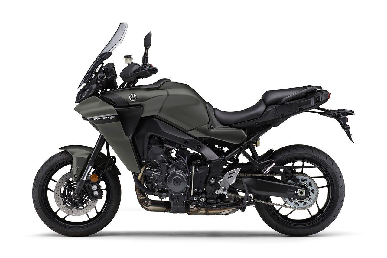 ヤマハ、『TRACER9 ABS/TRACER9 GT ABS』をフルモデルチェンジ。2021年春以降に国内で発売