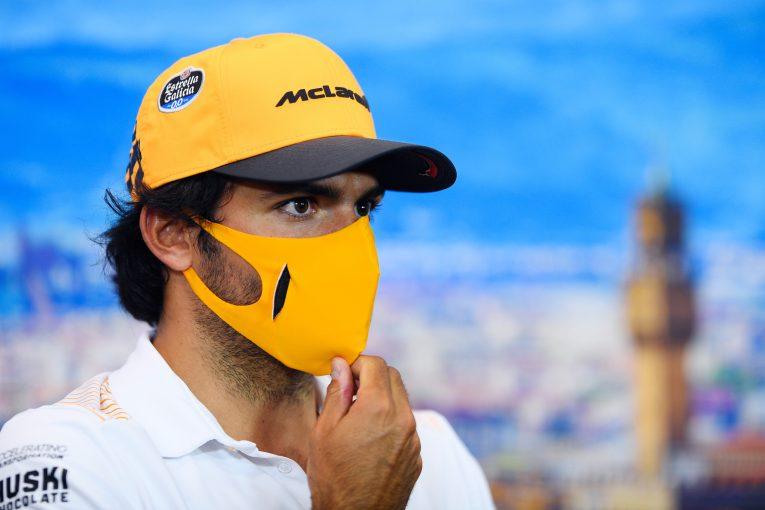 F1 | フェラーリF1移籍のサインツ、プレシーズンテスト短縮に懸念「1日半の走行で準備を整えるのは不可能」