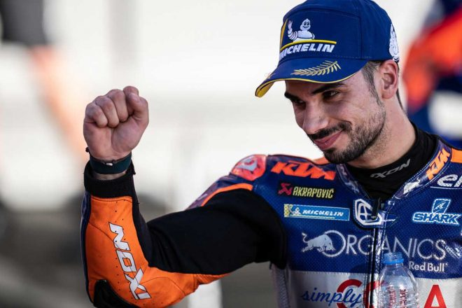 MotoGP | MotoGP:オリベイラがポール・トゥ・ウインで2020年最終戦を制す。新王者ミルは完走ならず/第15戦ポルトガルGP