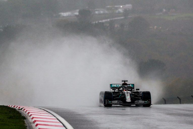 F1 | メルセデスF1、トルコGPで勝利も予選での大苦戦を問題視「タイヤの熱入れについて改善する必要がある」