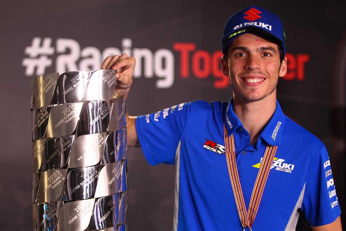 MotoGP | ジョアン・ミル 2021年