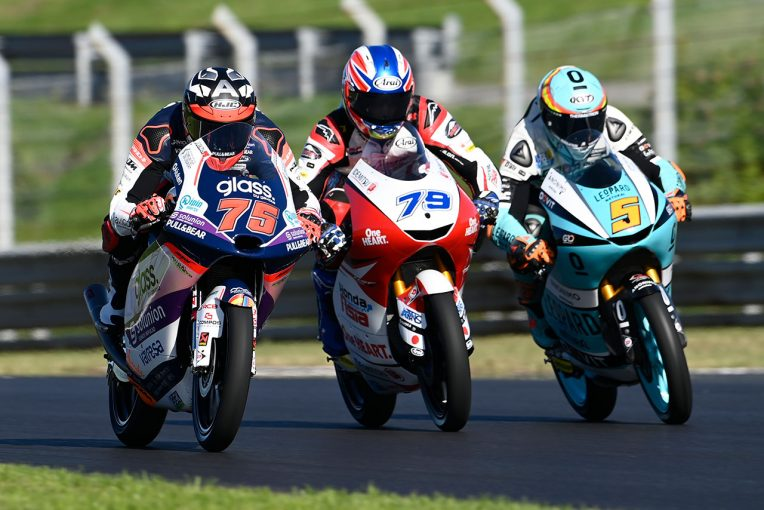MotoGP   Moto3:小椋藍「最後までタイトル争いができて良かった。完璧なシーズンとは言えないが幸せ」/MotoGP第15戦ポルトガルGP