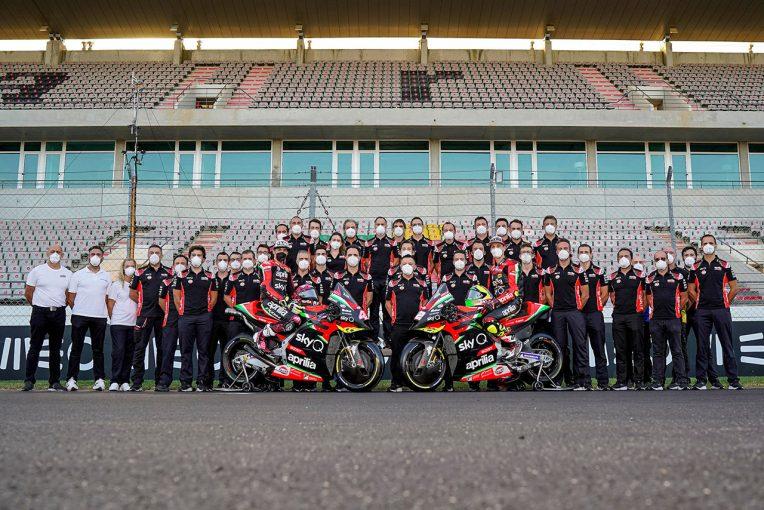 MotoGP | MotoGP:アプリリア、2021年はサバドーリかスミスを起用「セカンドライダーとテストライダーはウインターテスト後に決定」