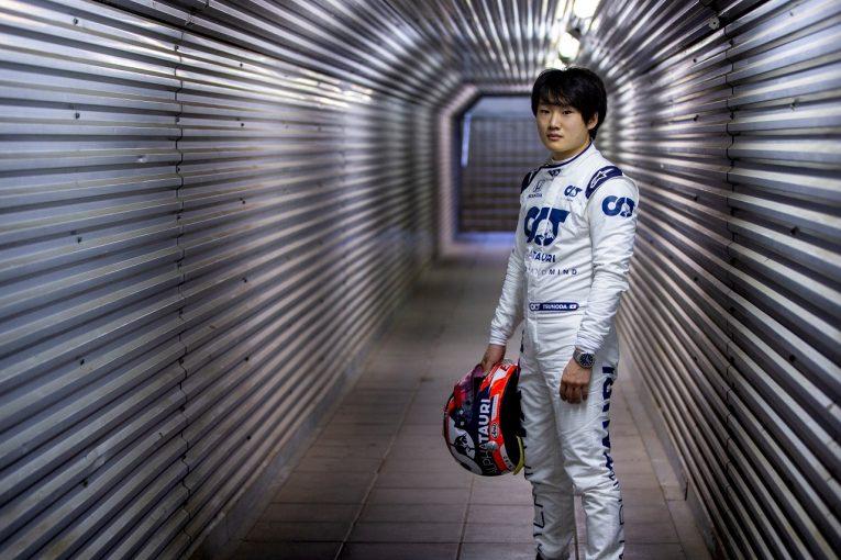 F1 | F1王者目指す角田裕毅「2021年に昇格し、日本のファンの期待に応えたい」ライセンス取得逃がせば帰国の予定