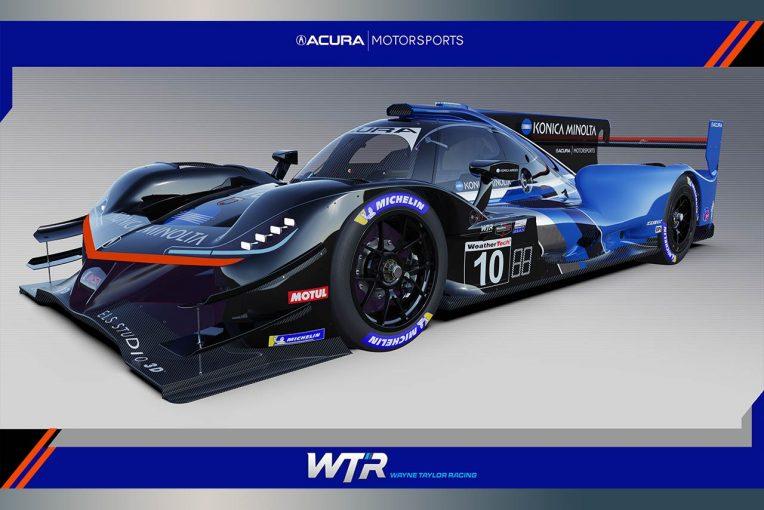 ル・マン/WEC   IMSA:WTRが2021年の体制発表。古巣復帰のテイラーと新加入アルバカーキがフル参戦