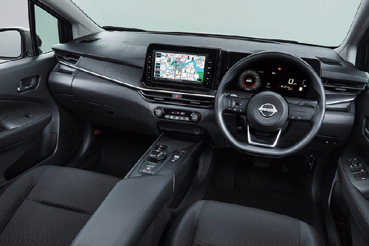 ニッサン、コンパクトカー『ノート』を8年ぶりに一新。第2世代e-POWERを搭載し、デザインも大幅リフレッシュ