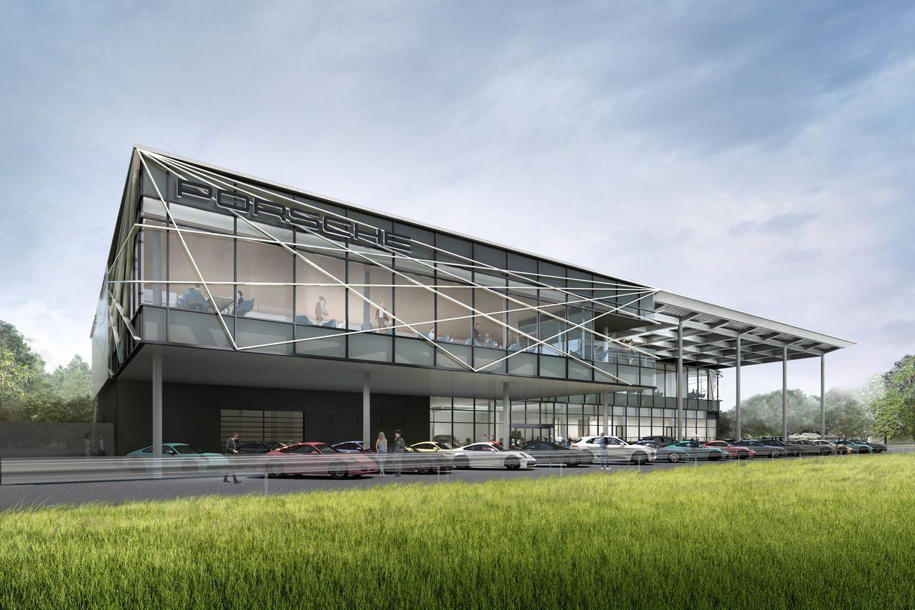 日本初のポルシェ体験施設『ポルシェ・エクスペリエンスセンター東京』が2021年夏開業