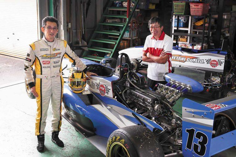 国内レース他 | 老舗レーシングガレージの車両コンバートマジック/JAF-F4の魅力を探る