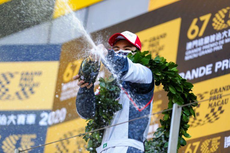 海外レース他 | コロナ禍で開催のマカオグランプリ2020、アンドレ・クート以来初のマカオ人ウイナー誕生