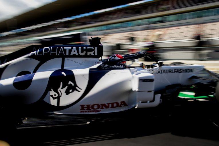F1 | アルファタウリ・ホンダF1のクビアトが「シートベルトがまた外れた」と発言、FIAが調査。安全面に問題なしとの結論