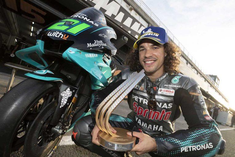 MotoGP | MotoGP今季3勝のモルビデリ、母国でWRCデビューへ。ラリー・モンツァ参戦決定