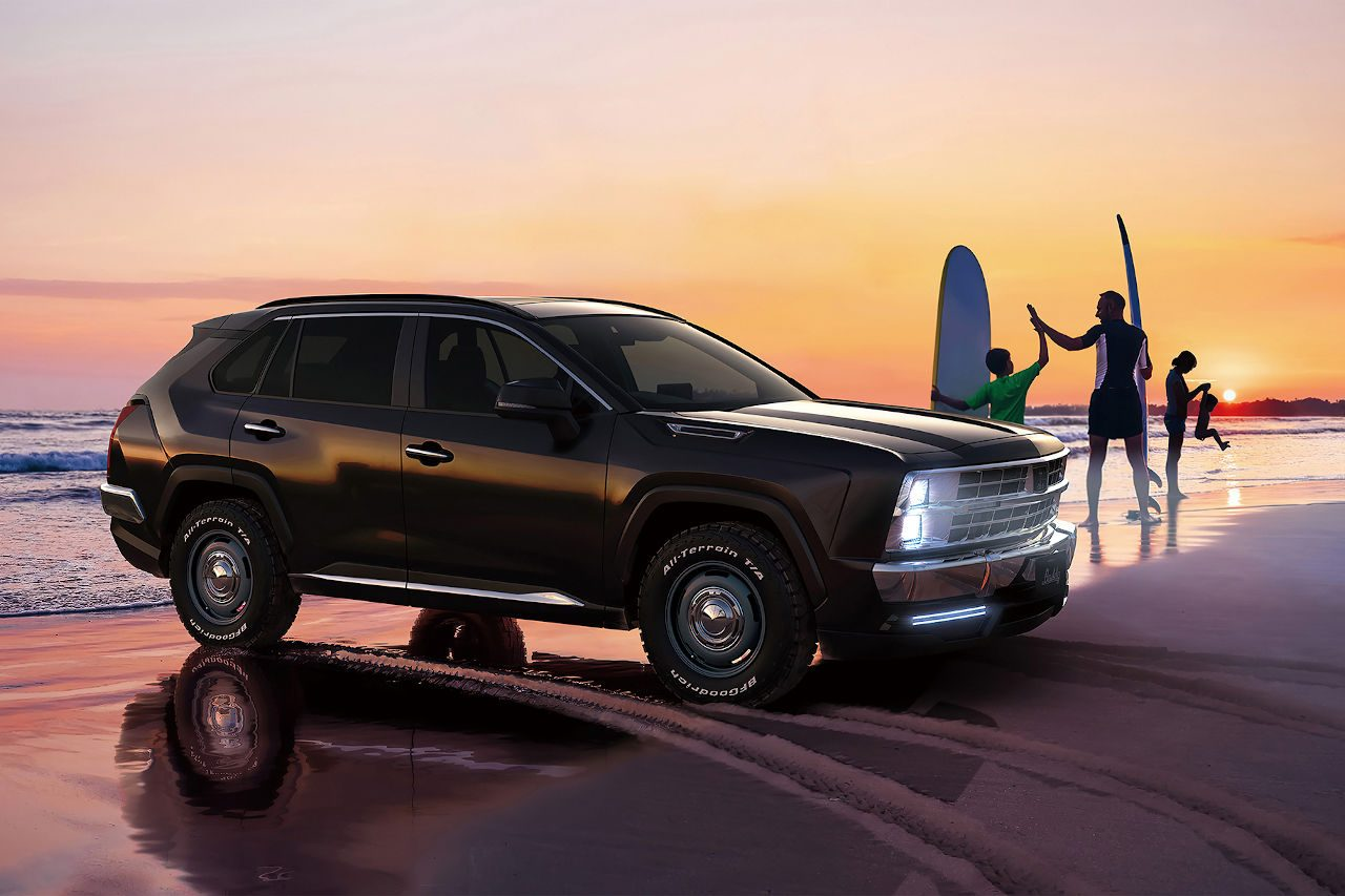 ミツオカ初のSUV『バディ』が正式発表。ハイブリッドも用意され、価格は469万円から