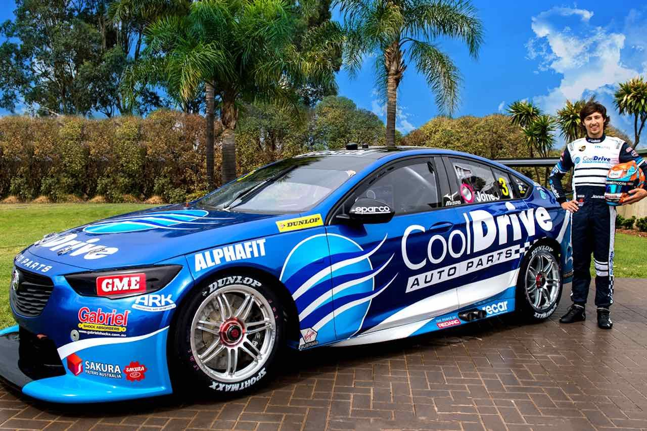 豪州SC:レプコ・オーストラリア・スーパーカーの新ロゴ発表。DJRマスタングもテスト開始