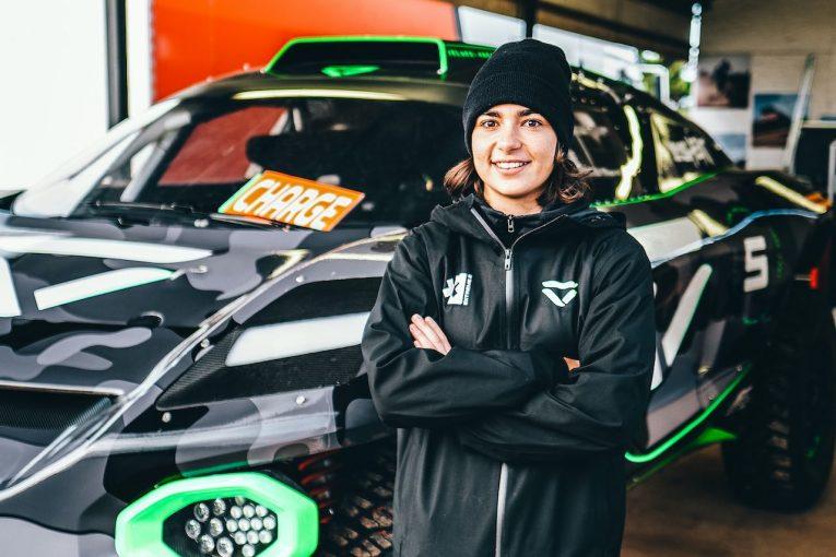 ラリー/WRC | エクストリームE:Wシリーズ王者のチャドウィック、ニューウェイ参画チームから参戦決定